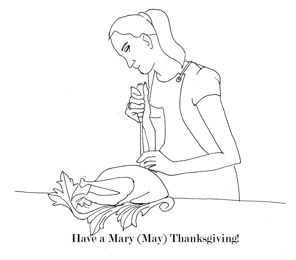 Mary May Thanksgiving2