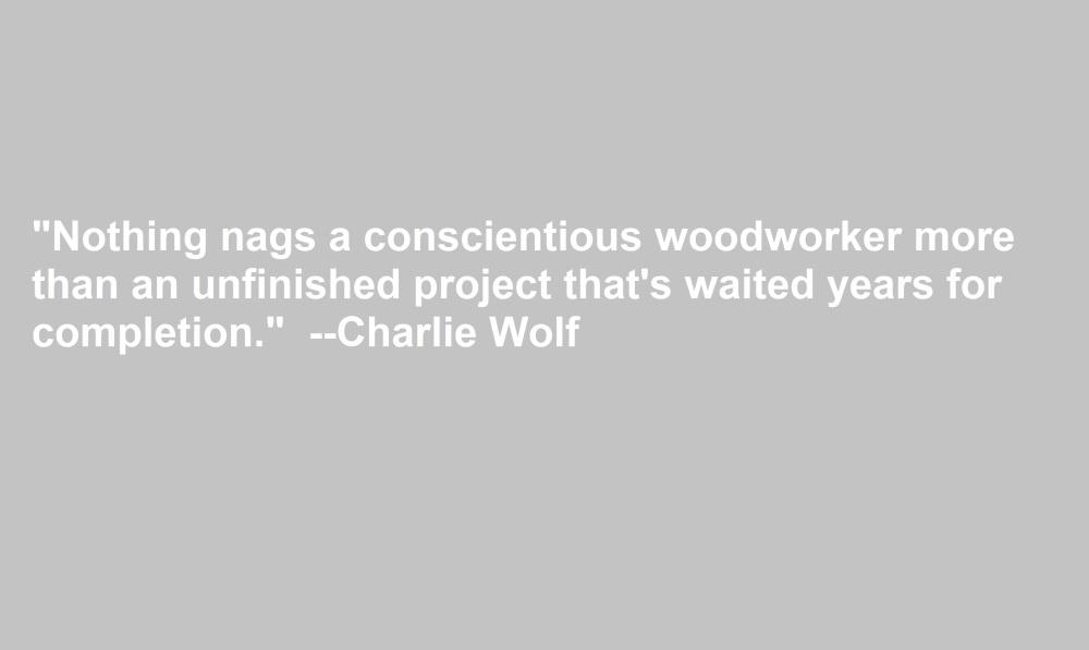 Charlie Wolf